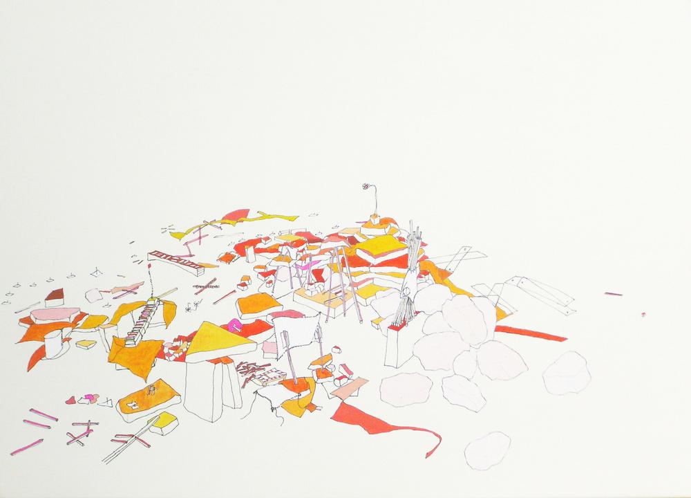 los miguelitos rojos, 2004