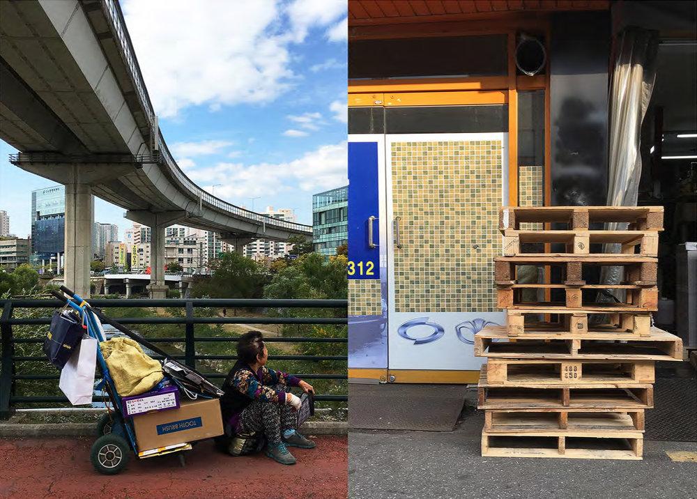 Copy of Bridge park living streets (Seoul), 2017