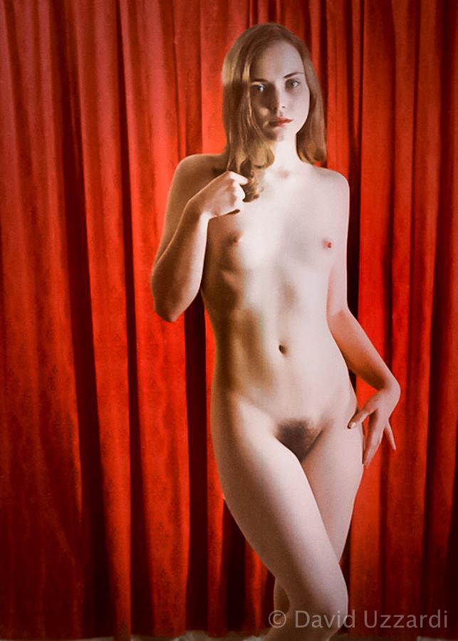 Nude bath public