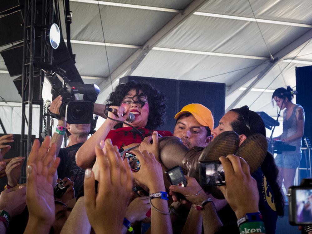C.S.S. @ Coachella 2011