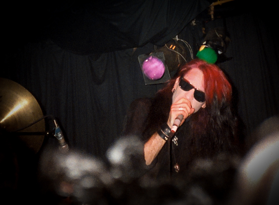 Rozz Williams @ The Bank
