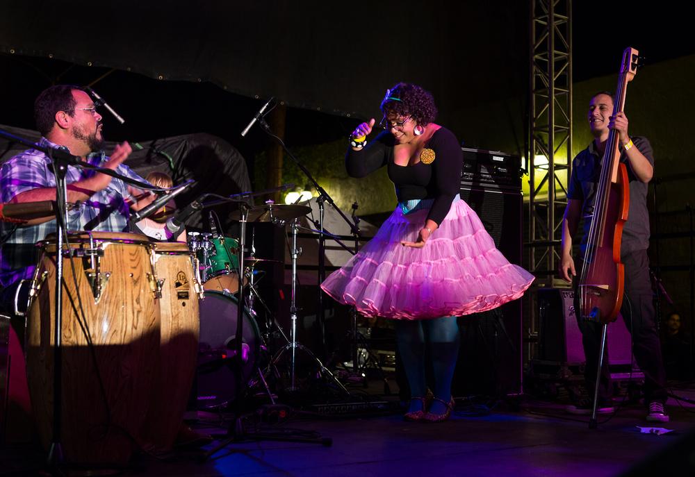 La Santa Cecilia @ Silver Lake Jubilee 2012