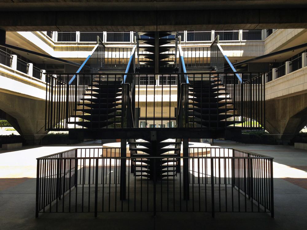 Condo Staircase