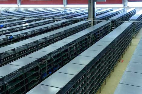 how to know where to start mining
