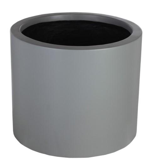 large cylinder planter