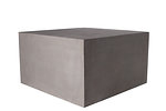 50 mm high              Plinth option