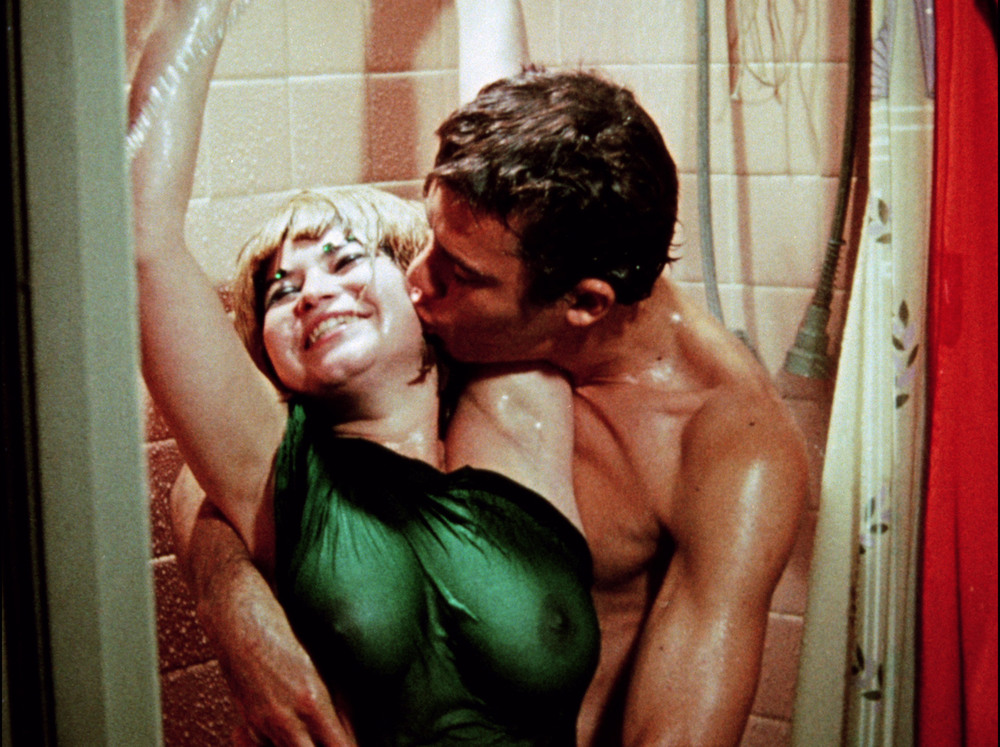 Hold Me While I'm Naked  (1966, 16mm, Color, Sound, 15min.);  © Estate of George Kuchar.
