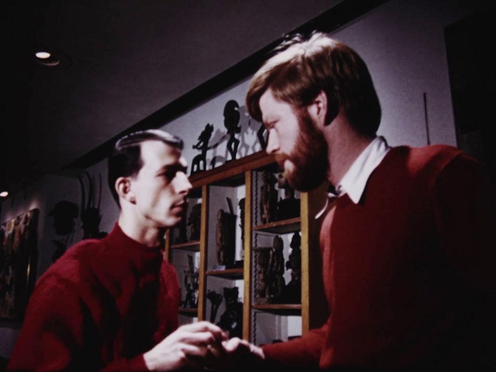 The Secret Of Wendel Samson  (1966, 16mm, Color, Sound, 33.5min.); © Mike Kuchar.