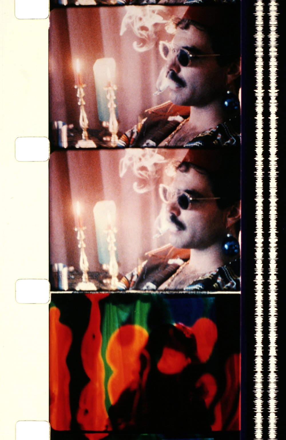Ascension of the Demonoids  (1985, 16mm, Color, Sound, 30min.); © Estate of George Kuchar.