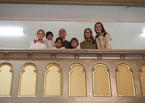 The Gonsalves Family