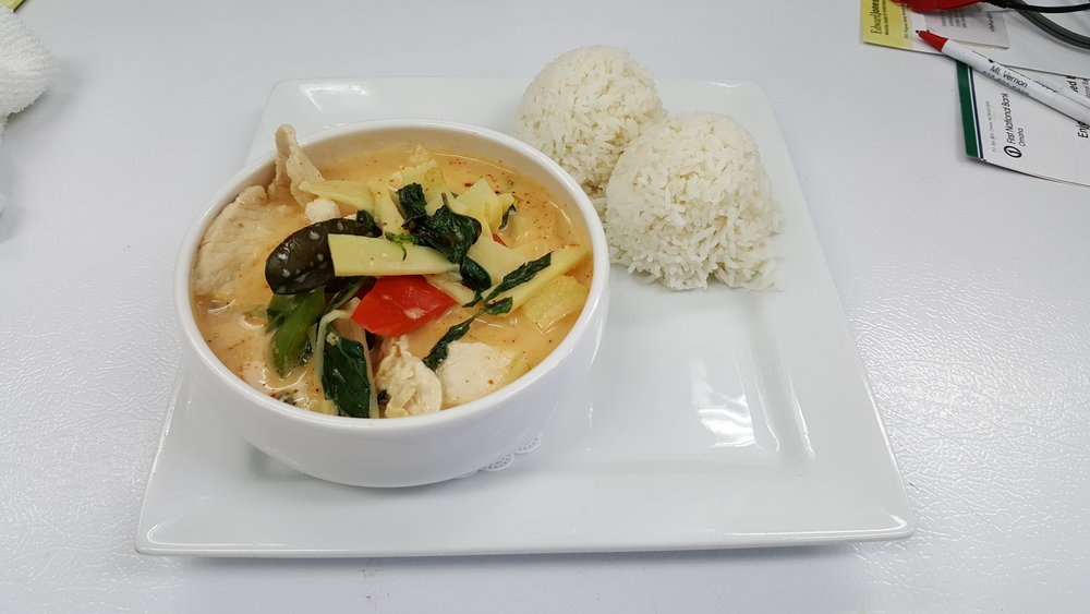 #16 Red Curry