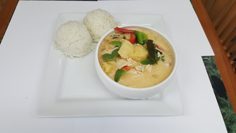 #20 Pineapple Curry