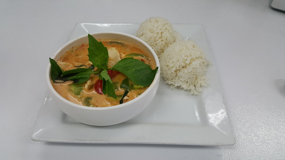 #19 Panang Curry