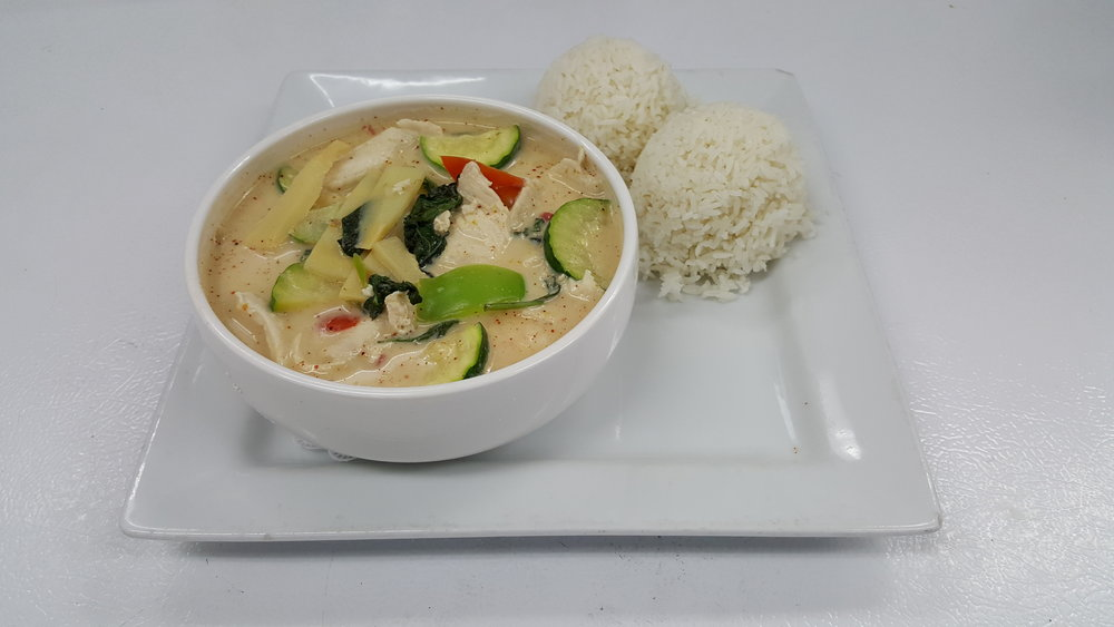 #17 Green Curry