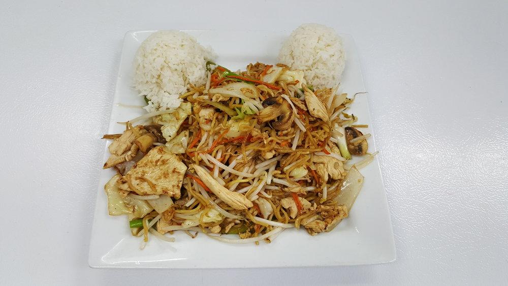 #38 Thai Chow Mein