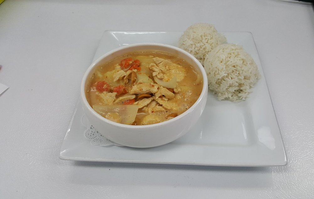 #18 Massaman Curry