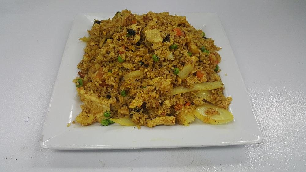 #34 Pineapple Fried Rice