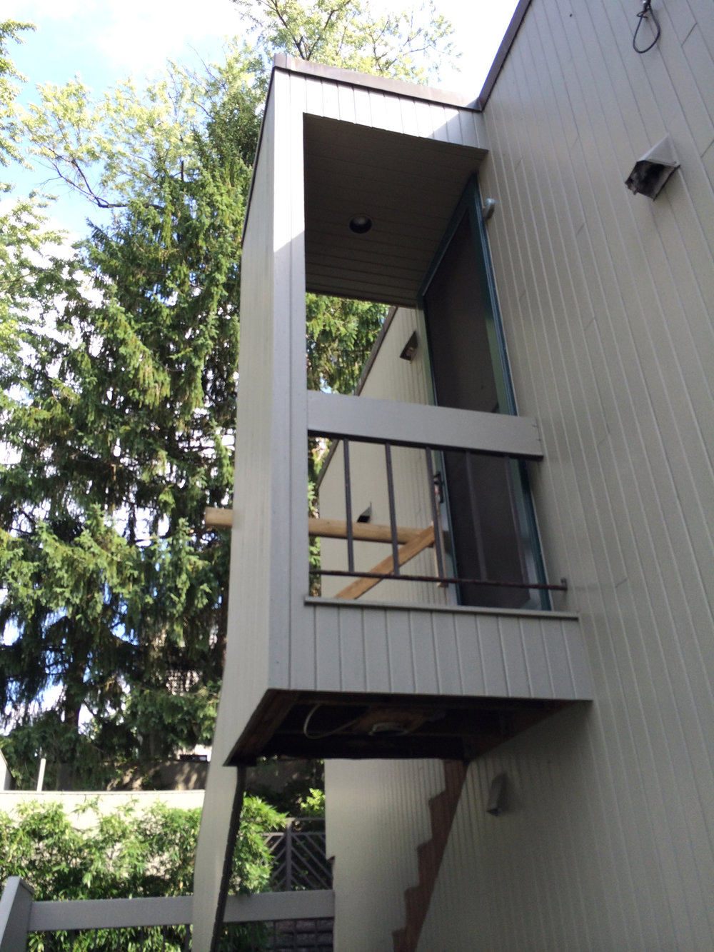 Scope Stair Renovation