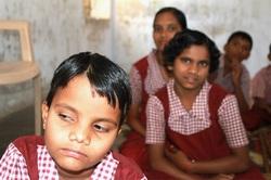 Kinjal (in front), Sapna, Kapila