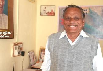 Jayantibhai Patel