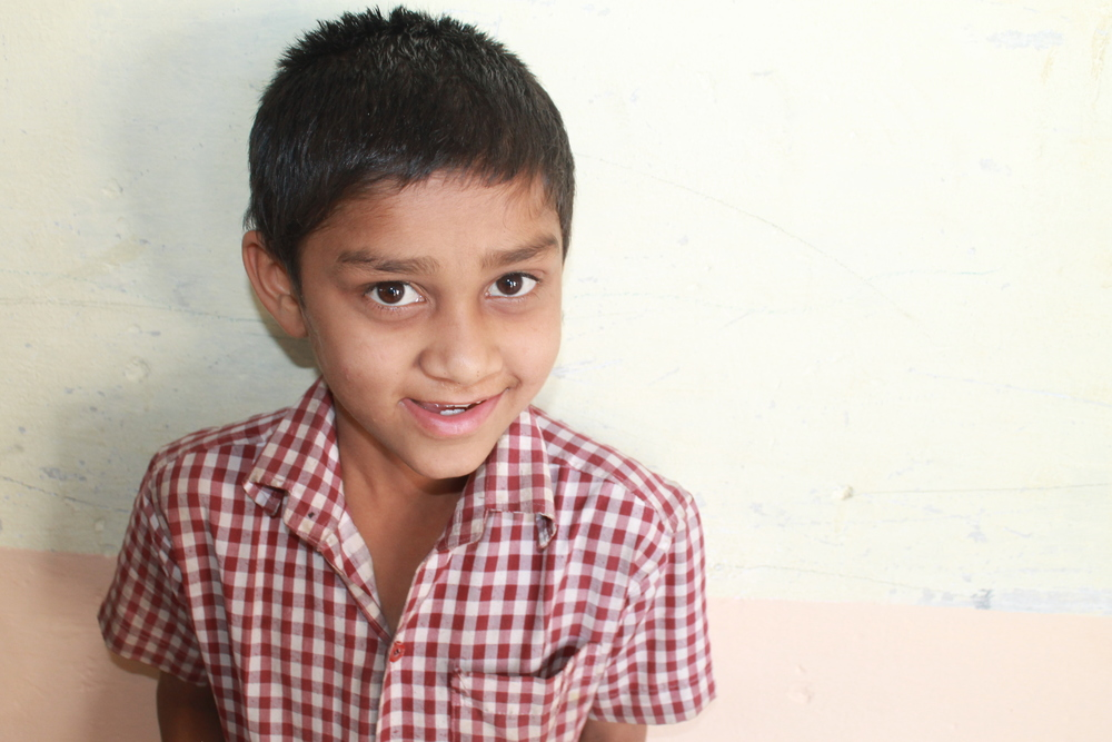 Badal, 8 years old