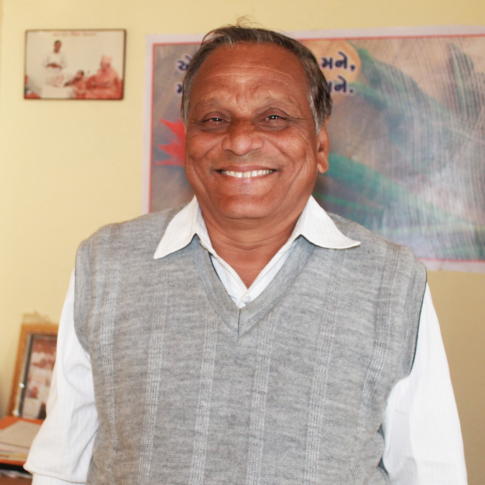 Jayantibhai Patel - Principal