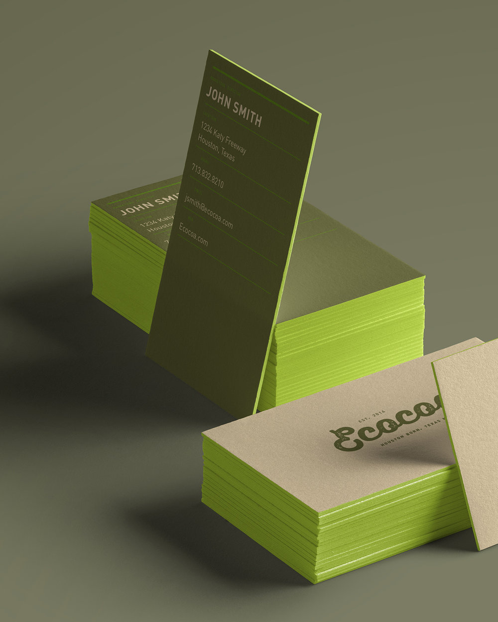 Ecocoa Packaging & Identity