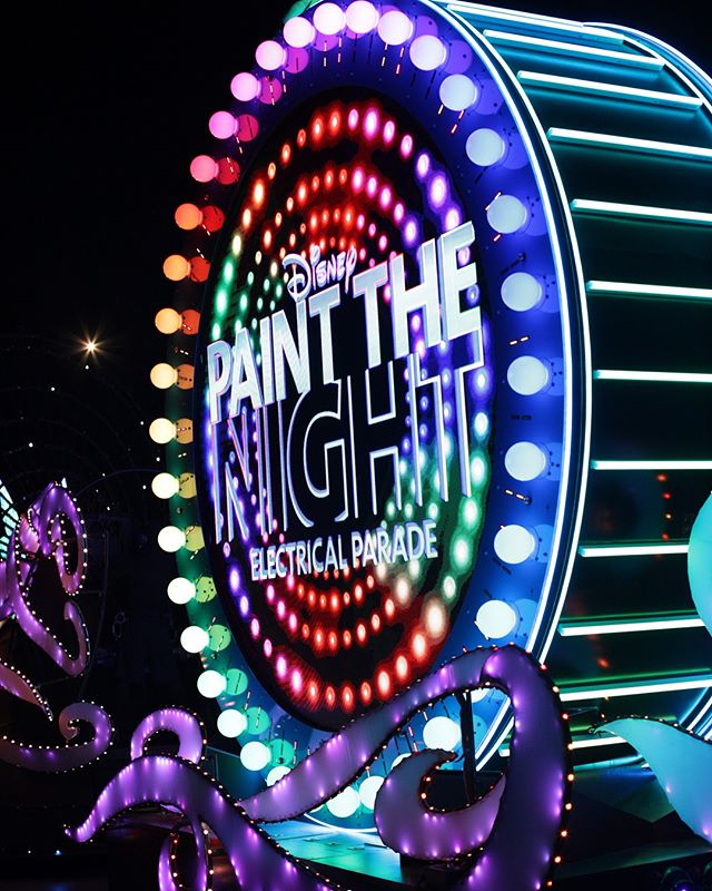 Exactly one month until Paint the Night returns to the @disneyland resort! #disneyland #disney #disneylife #paintthenight @disneyd23 @disney @disneyparksblog @ohmydisney @disney