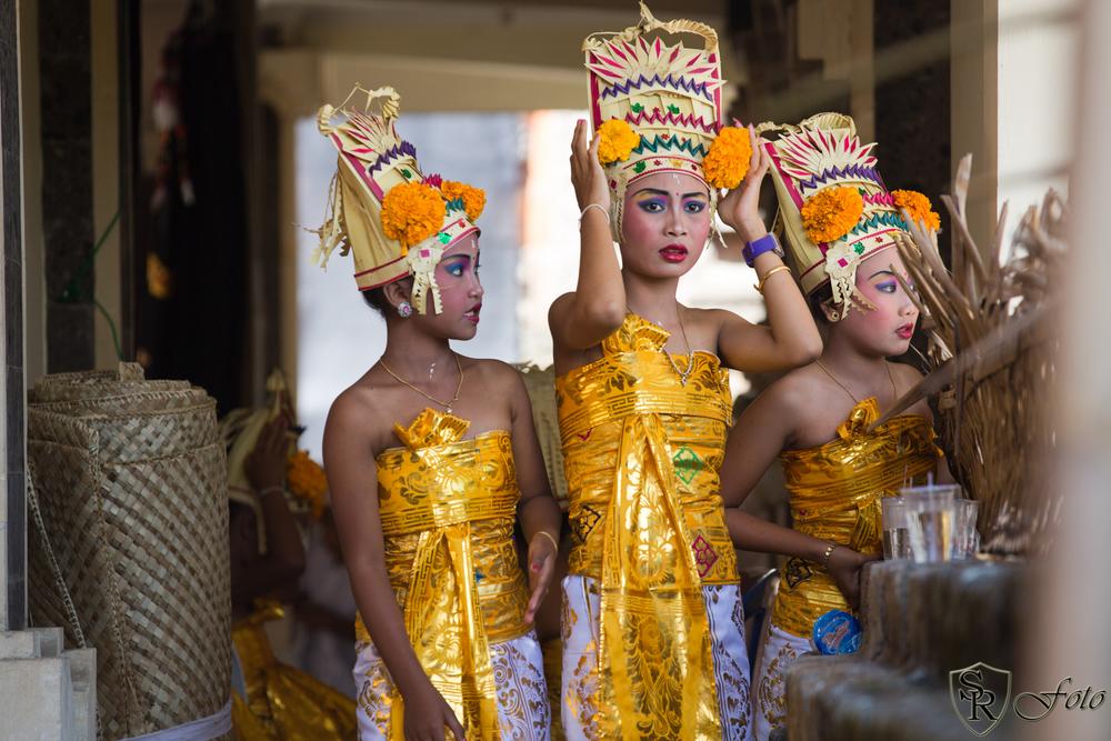 Balinesiske dansere