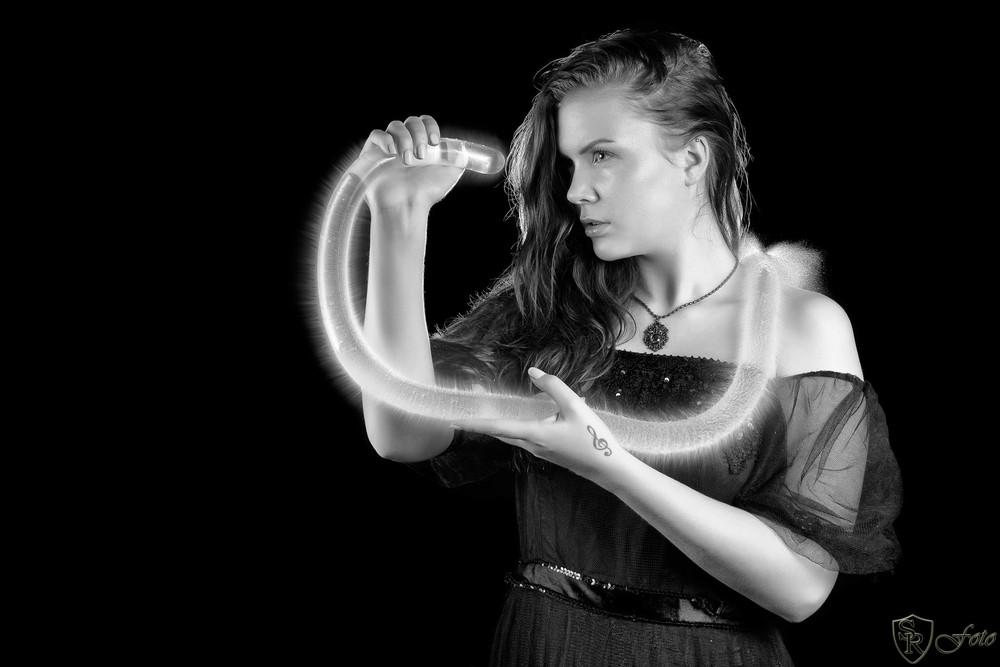 Modell: Julie Abrahamsen