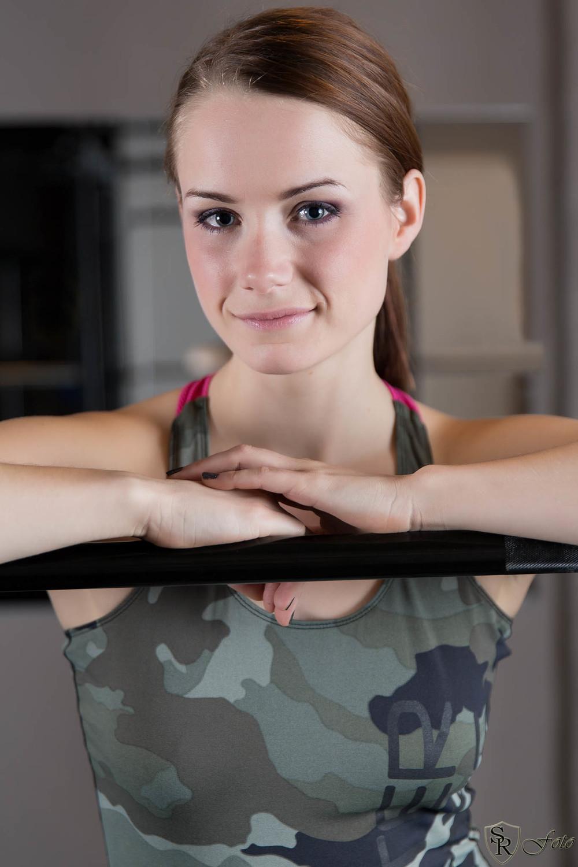 Modell: <b>Veronika Silden</b> Kolltveit - 18%2B-%2BVeronika,%2BFitness