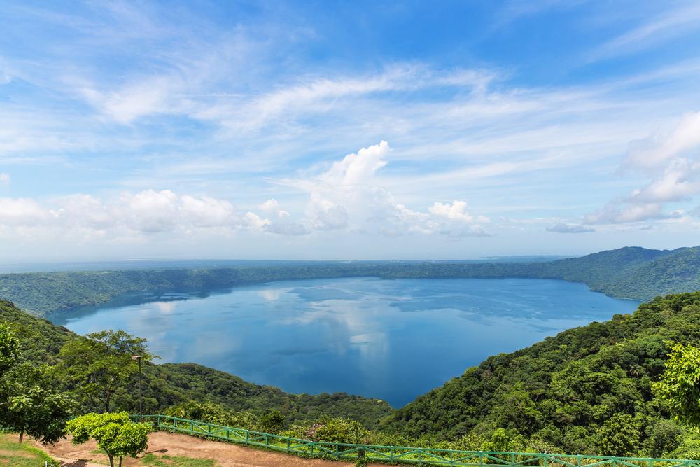 Apollo Lagunen, Nicaragua