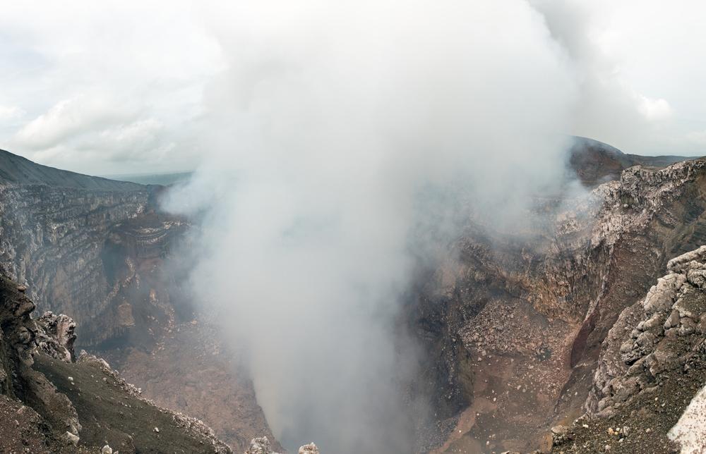 Masaya Vulkanen, Nicaragua
