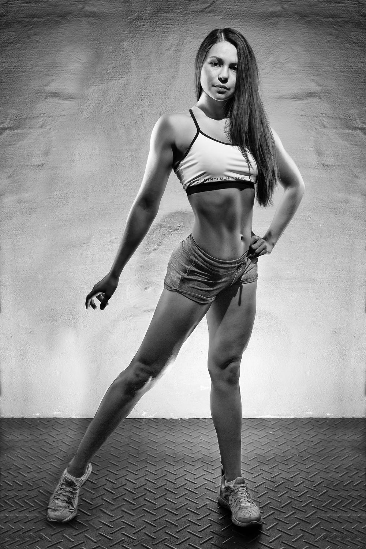 Modell: Valentina Timofeeva