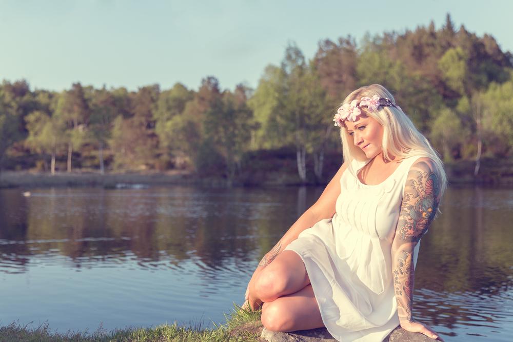 Modell: Benita Iversen