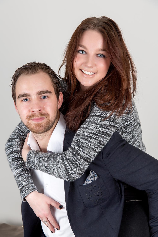 Modeller: Philip og Fay