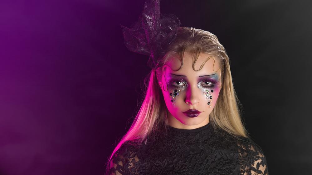 Makeup artist: Renate Moheim