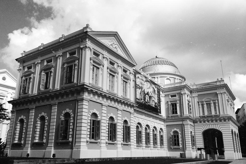 Singapore Art Museum - Exterior