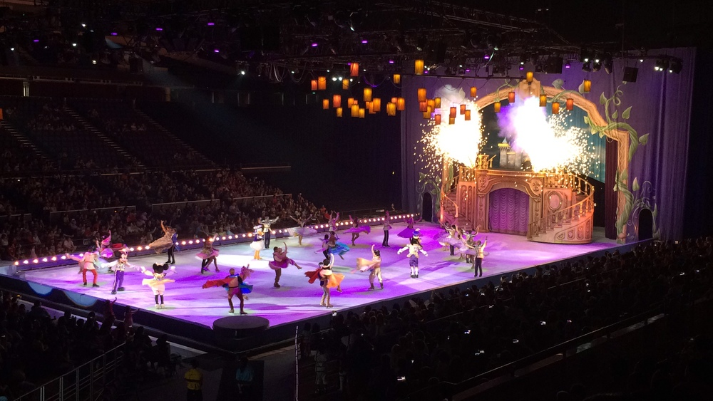 Singapore Indoor Stadium - Disney On Ice