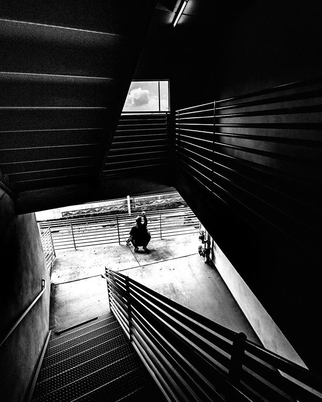 """Madness is a Stairwell."" ____________________________  By Josh S. Rose. Los Angeles, 2017. ____________________________  #bnwsouls #bnw_drama #bnw_creatives #bnw_fanatics #foto_blackwhite #bnw_addicted #top_bnw #bnw_planet #amateurs_bnw #bnw_rose #bnw_madrid #bnw_magazine #bnw_captures #bnw_life #bnwmood #bnw_city #bnw_society #bnw_of_our_world #bnw_demand #bnwphotography #bnw_life #bnw_kings #bnw_zone #bnw_globe #bnw_empire #bnw_divine #bnwsplash_perfection #bnw_diamond #bnw_igers #bnw_eye"