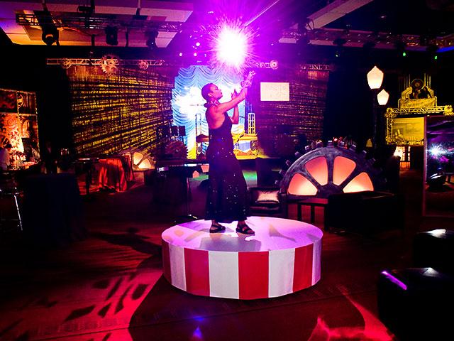 Circus event photo