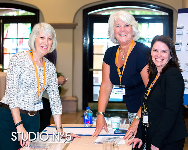 Conference registration in Scottsdale