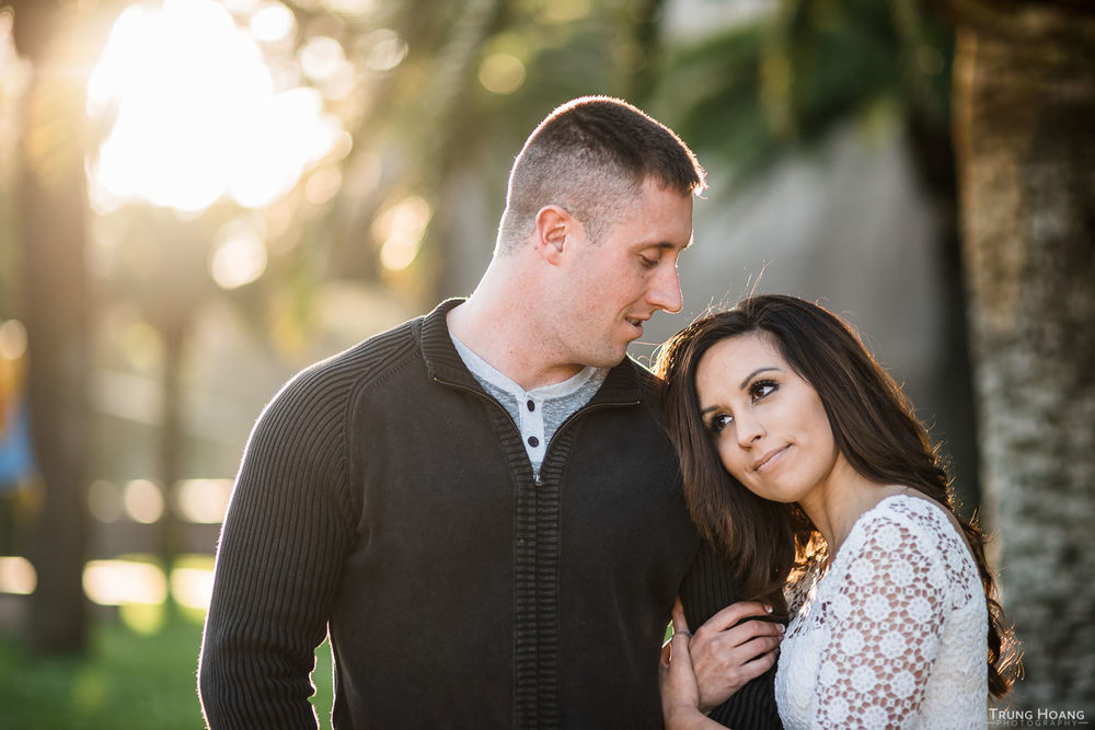 Engagement Photos in Golden Gate Park