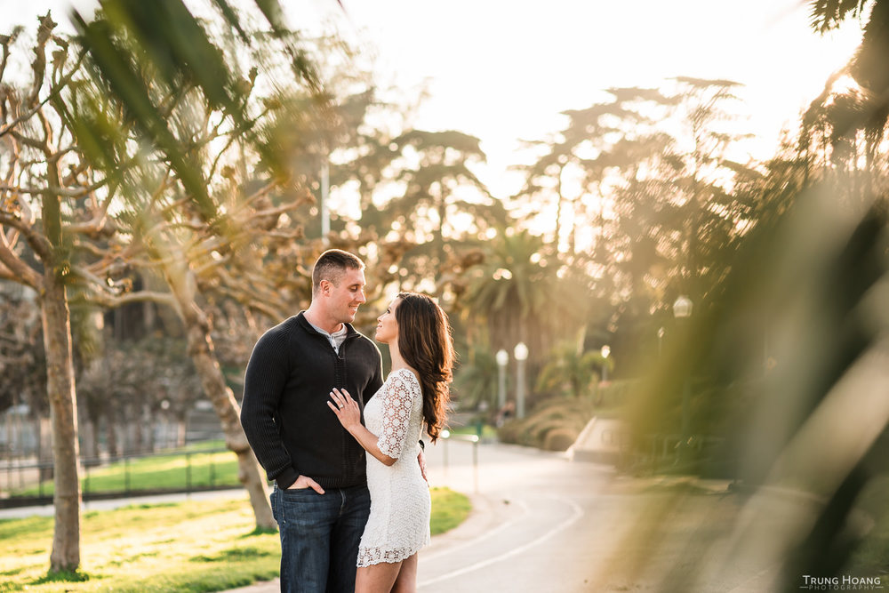 San Francisco Engagement Photography
