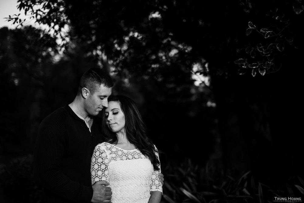 Golden Gate Park Engagement Photos