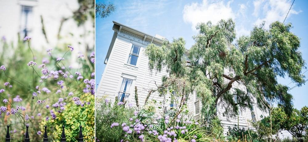 Ellen Kenna House, Oakland, CA