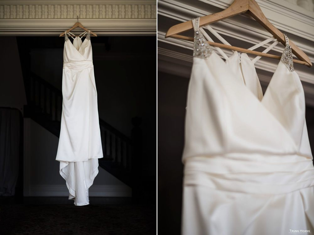 Wedding Dress Photo - Bay Area Wedding Photographer