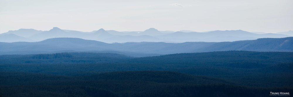 Layers of Yellowstone