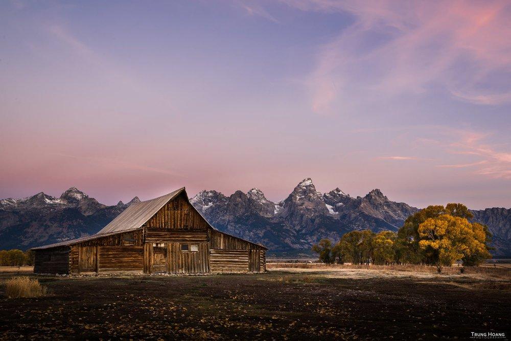 T.A. Moulton's Barn