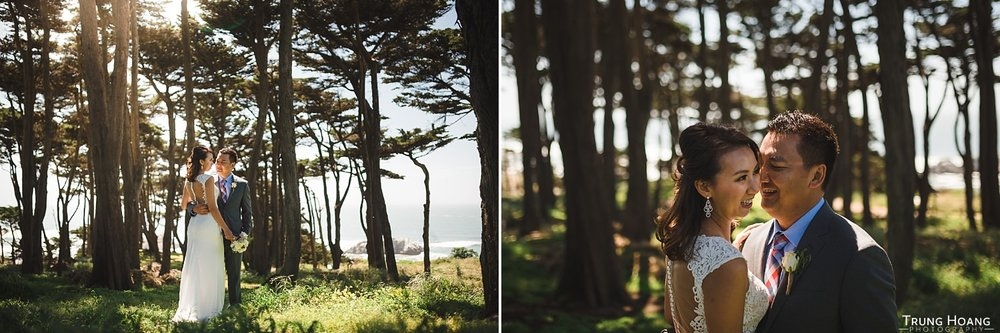 Sutro Baths Wedding Photos